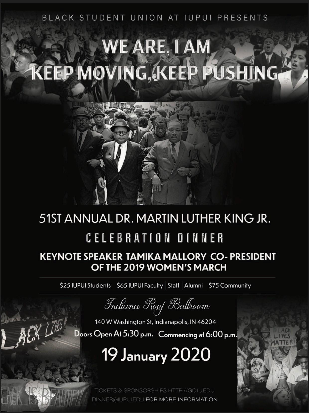 Martin Luther King, Jr. Celebration Dinner: Cultural ...